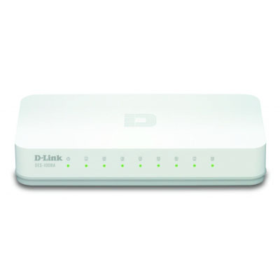 Network / 8-Port 10/100 Switch